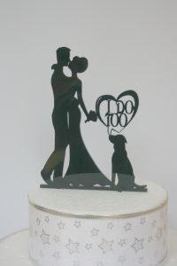 I DO TOO DOG WEDDING CAKE TOPPER 24-03-2016 13-44-28 2592x3888