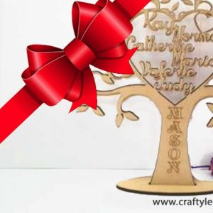 Personalised Wooden & Acrylic Gifts
