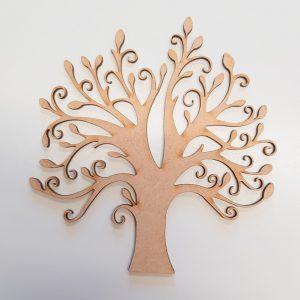 Trees & Craft Hoops